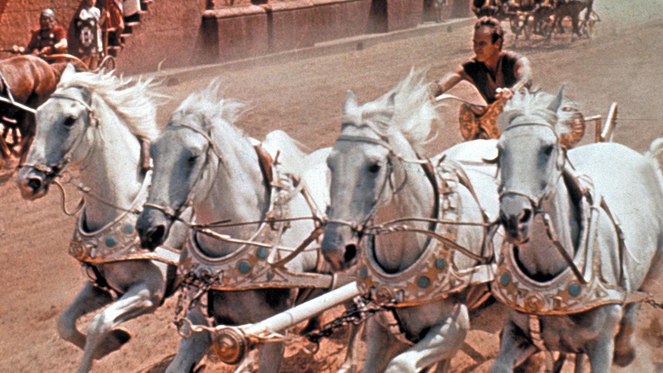 """1959 - """"Ben-Hur"""" - H 2016"""
