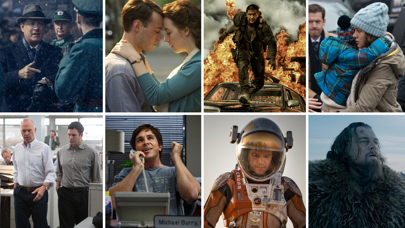 OSCAR NOMINATIONS: Best Picture - H 2016