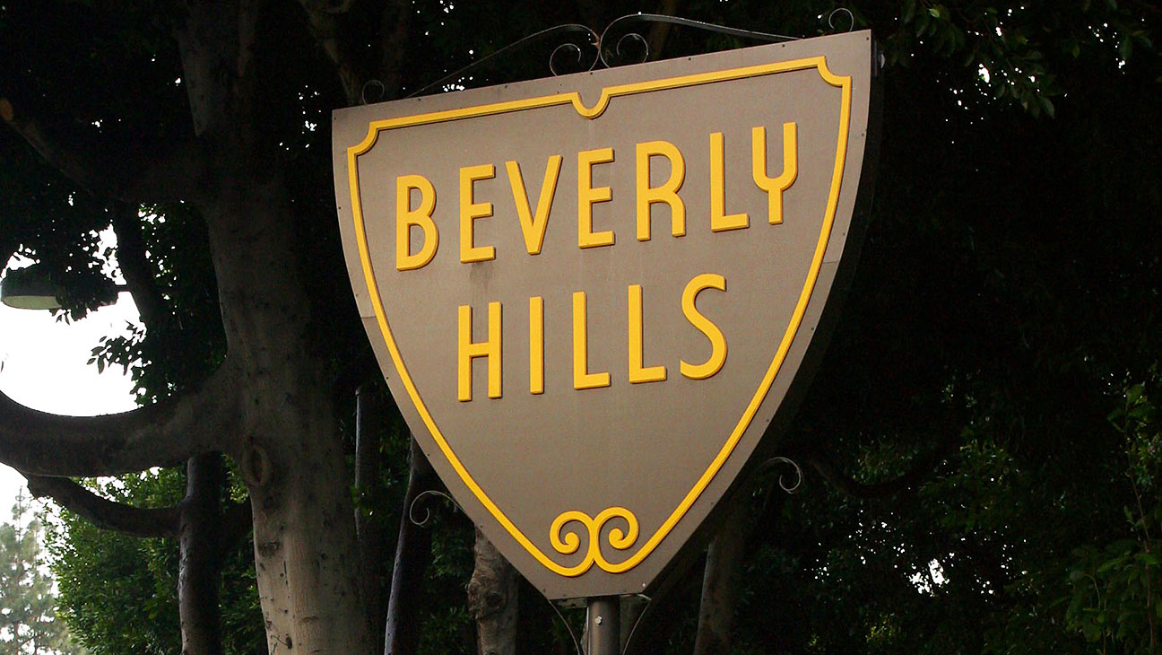 Beverly Hills Sign - Getty - H 2016