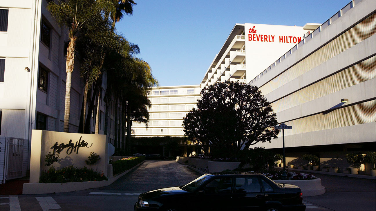 The Beverly Hilton - H 2016