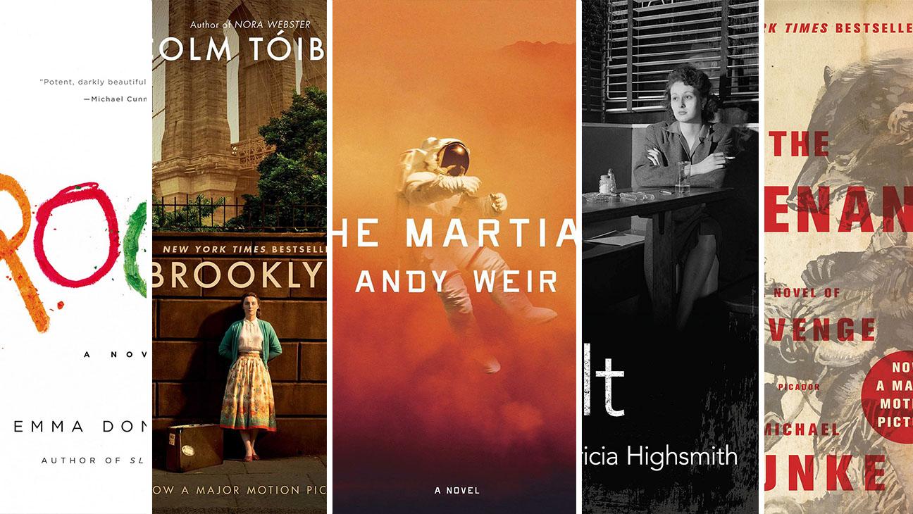 Book Covers 5 Split - H 2016