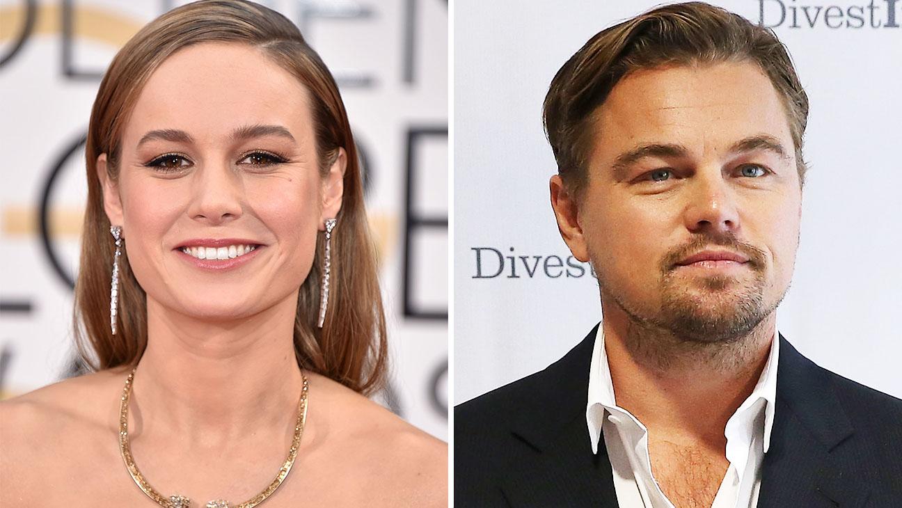 Brie Larson and Leo Dicaprio split - H 2015