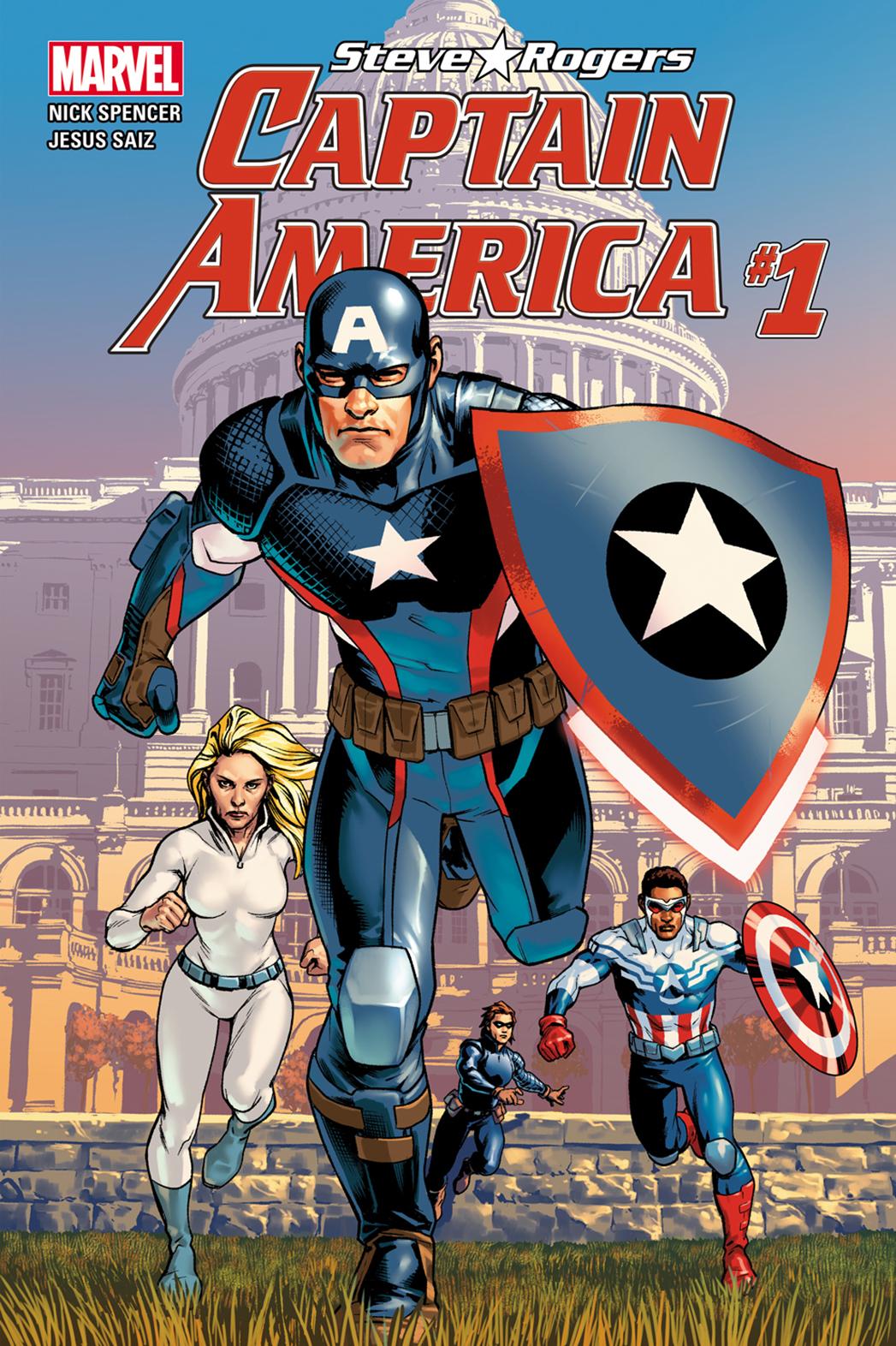 Captain America Steve Rogers  - P 2016