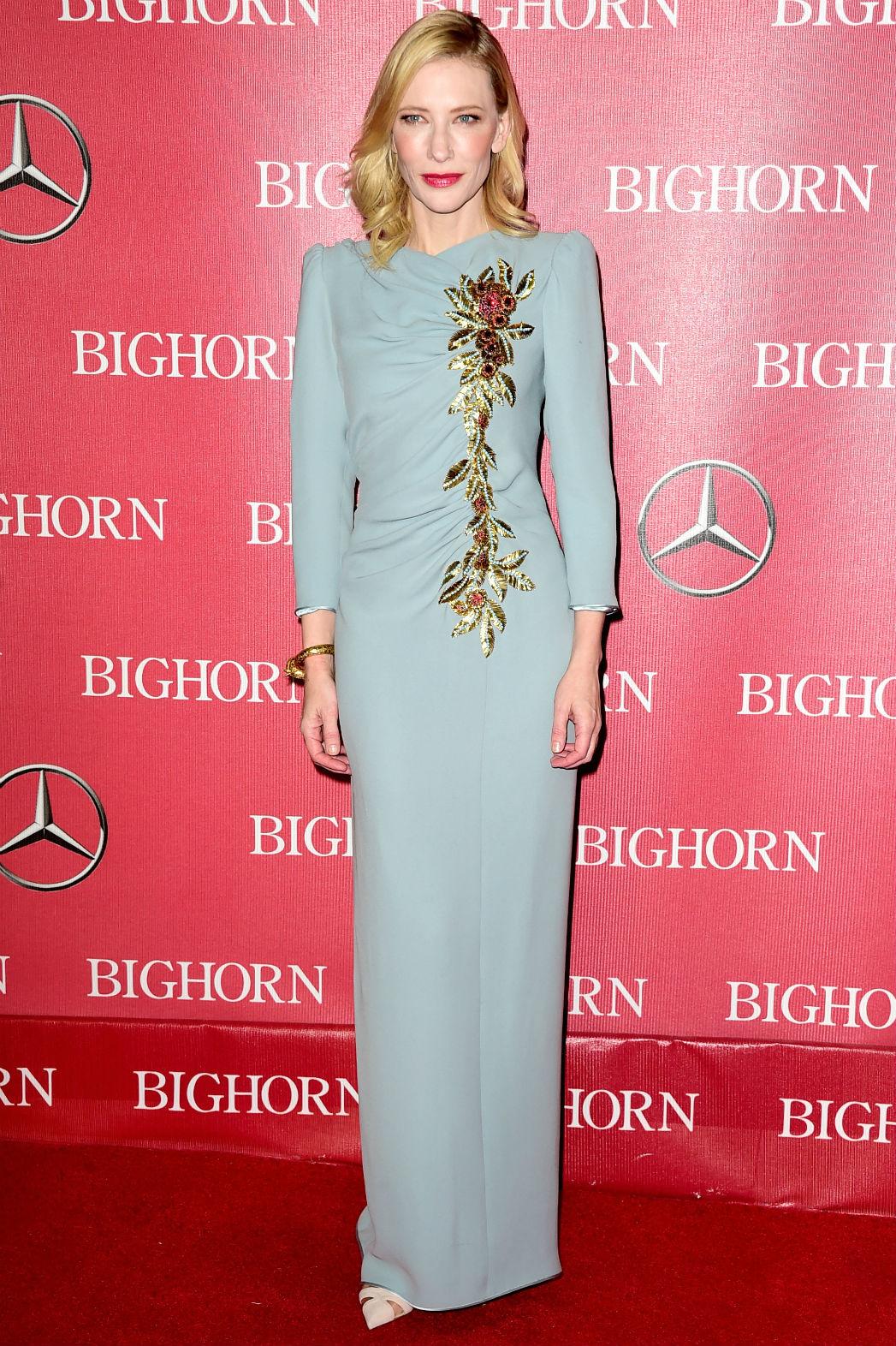 Cate Blanchett Palm Springs - P
