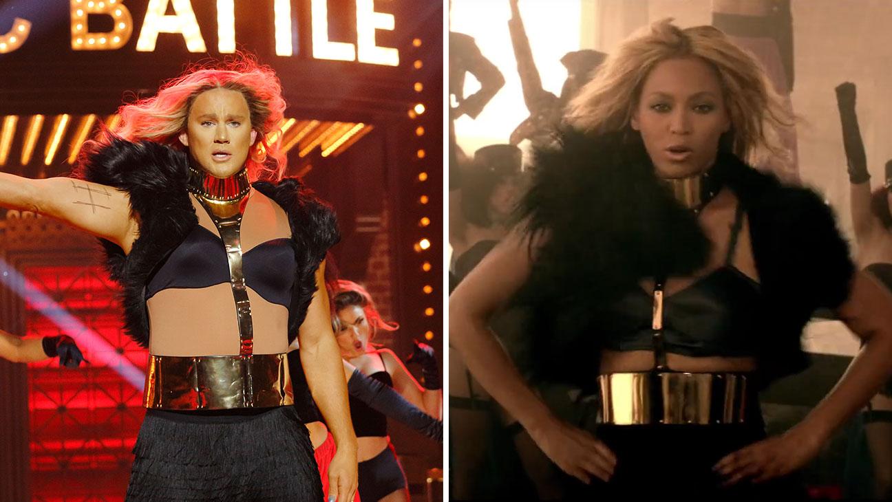 Channign vs. Beyonce - H 2016