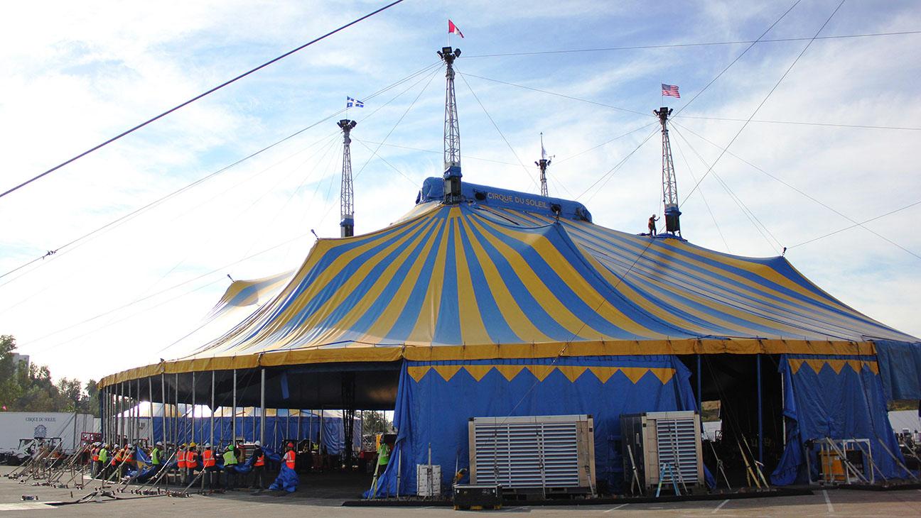 Cirque du Soleil's KURIOS - H 2016