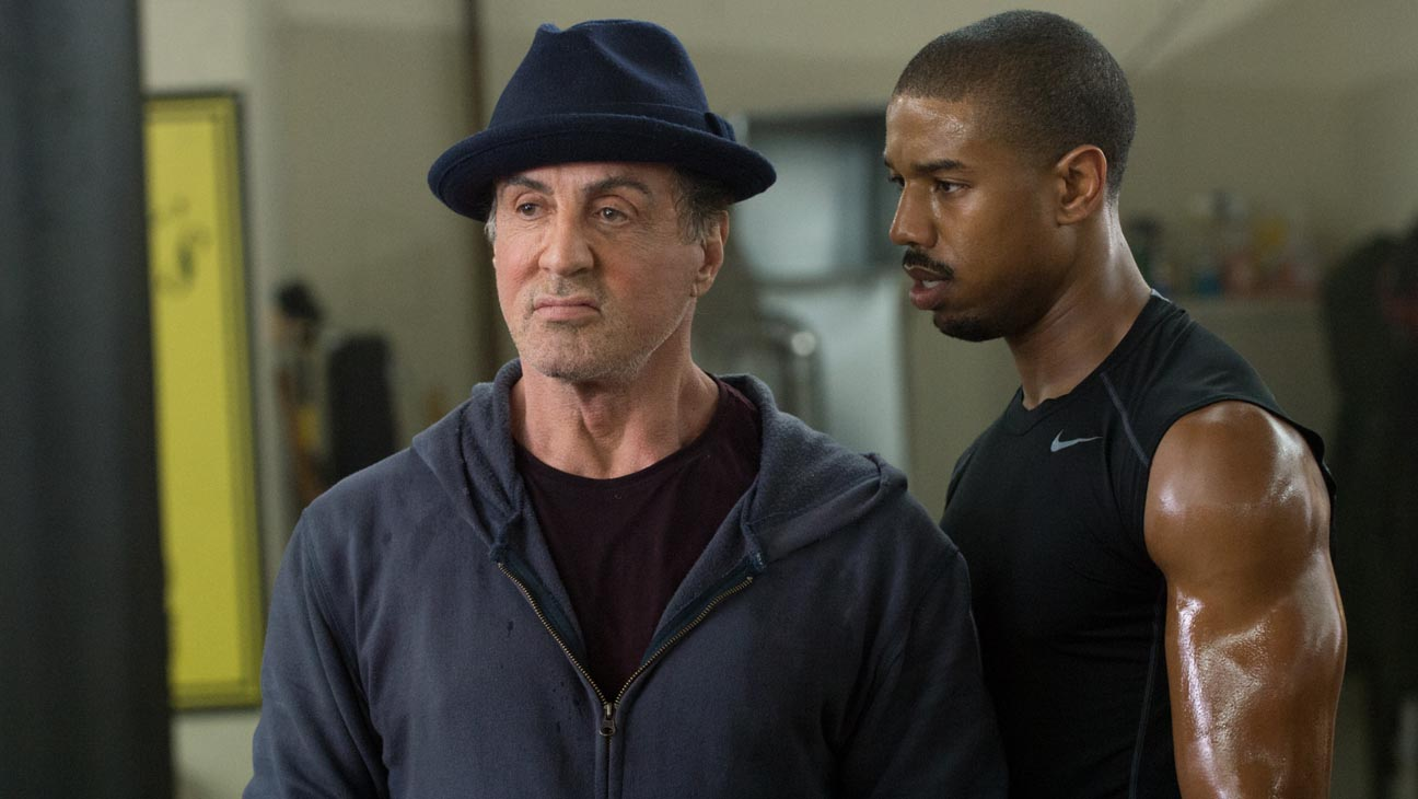 Stallone in Creed - H 2016