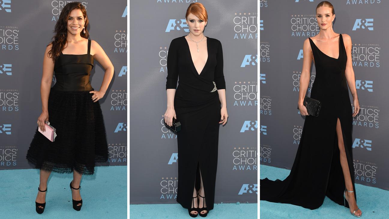 Black Dress Trend- H 2016
