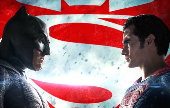 'Batman vs Superman' Poster Twitter H 2016
