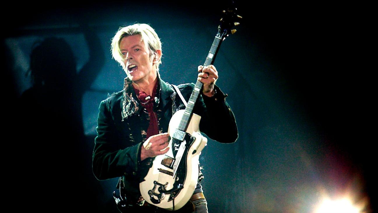 David Bowie - H - 2003