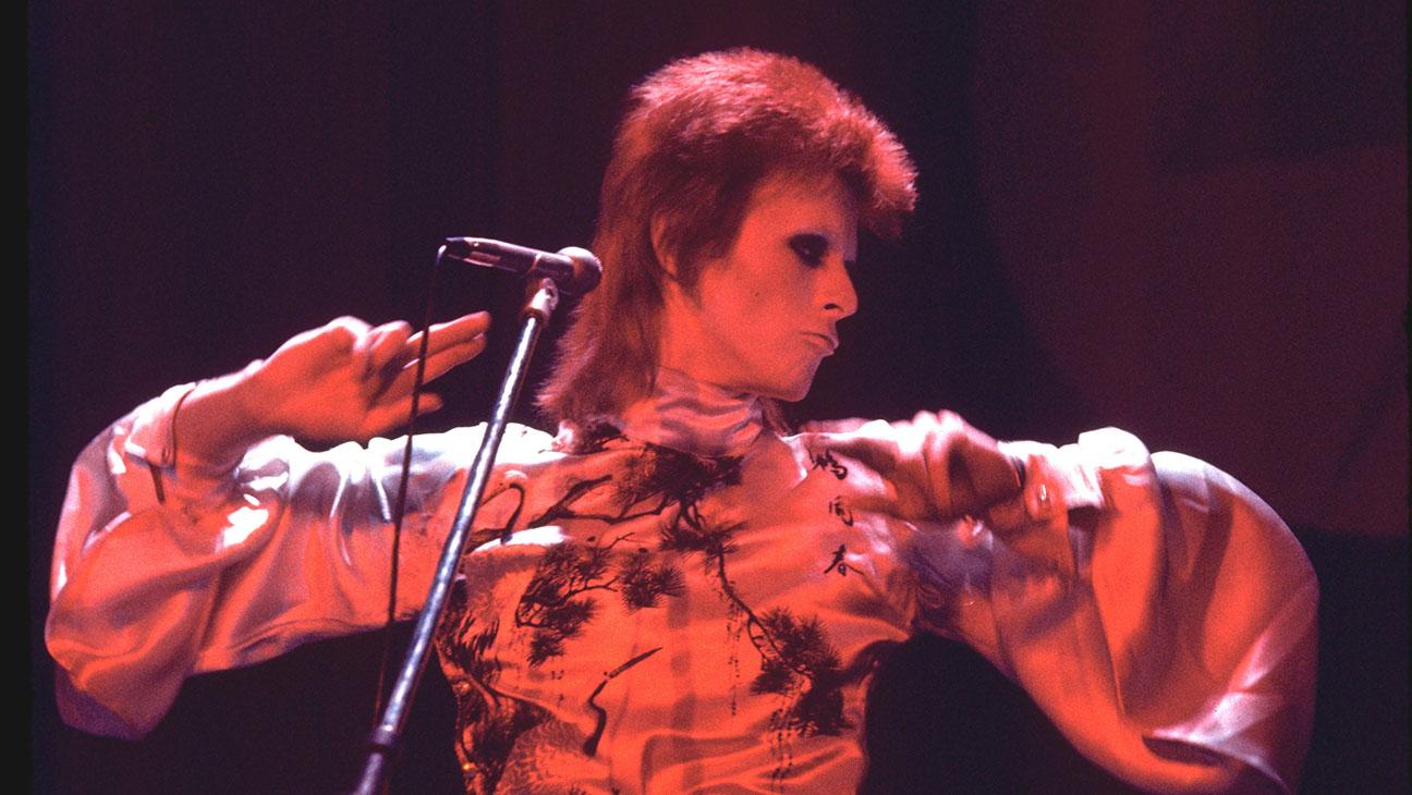 David Bowie Ziggy Stardust 3 - H 2016