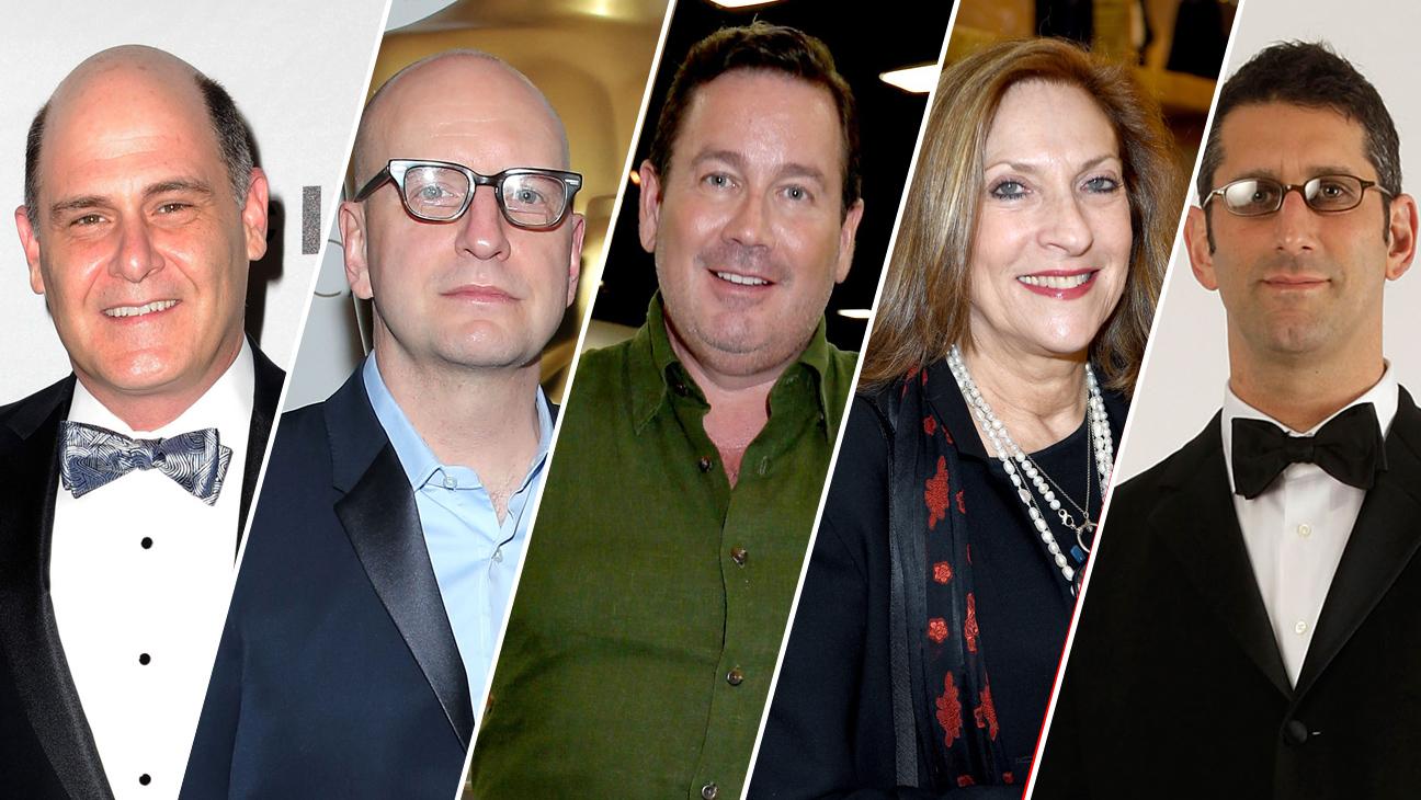 five directors for the DGA tv noms - H 2016