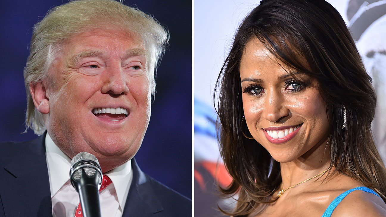 Donald Trump Stacey Dash Split - H 2016