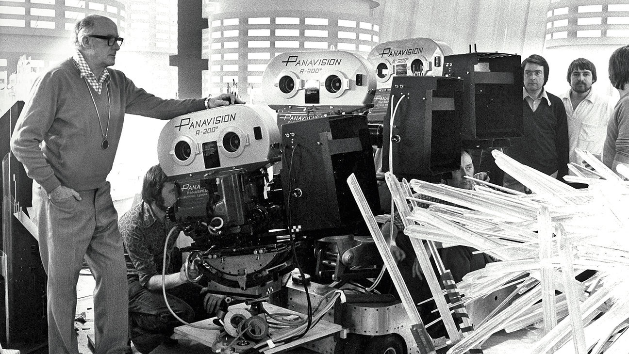 Hollywood Flashback: Cinematographer Geoffrey Unsworth 1978 - H 2016