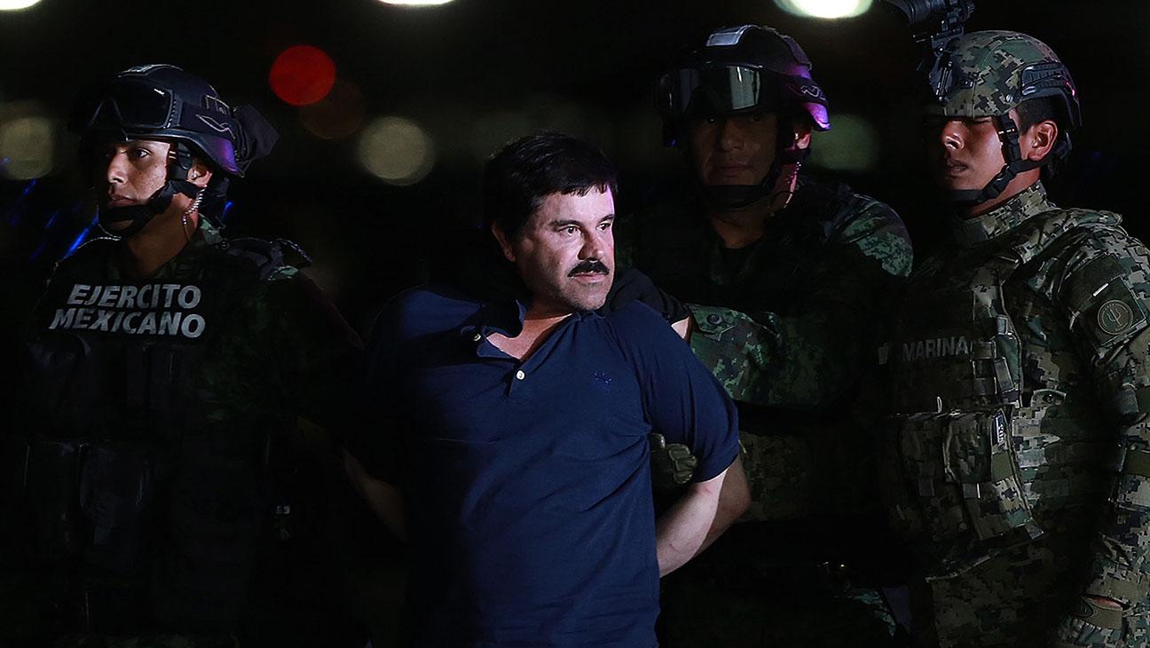 El Chapo Arrest - H 2016