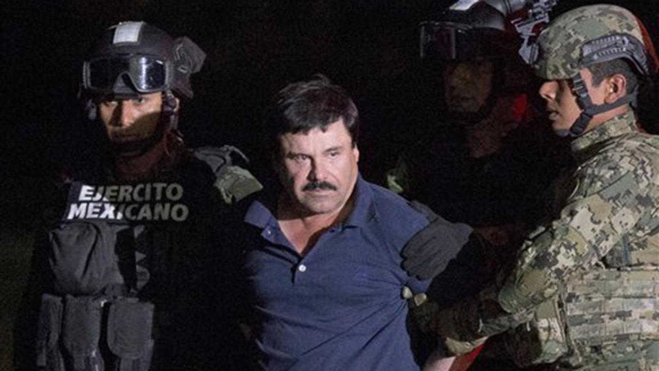 El Chapo Arrested 2016 - H