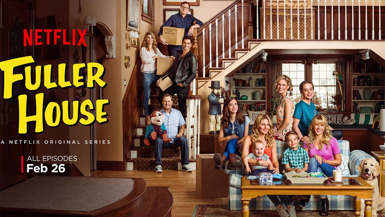 Fuller House - Teaser Screen Shot - H 2016