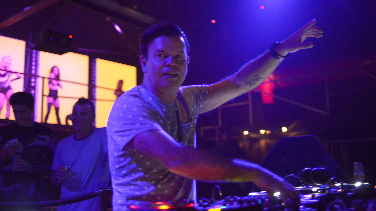 DJ Paul Oakenfold - H 2016