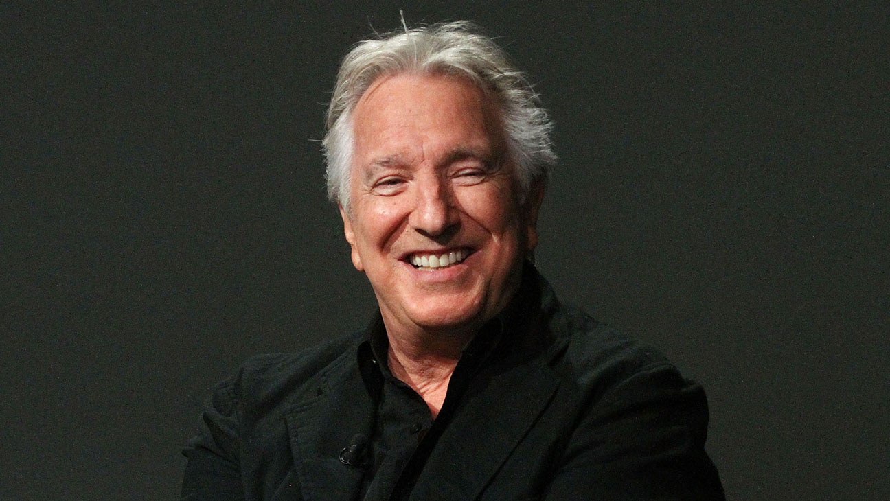 Henry Holt and Company Acquires North American Rights to Alan Rickman Diaries
