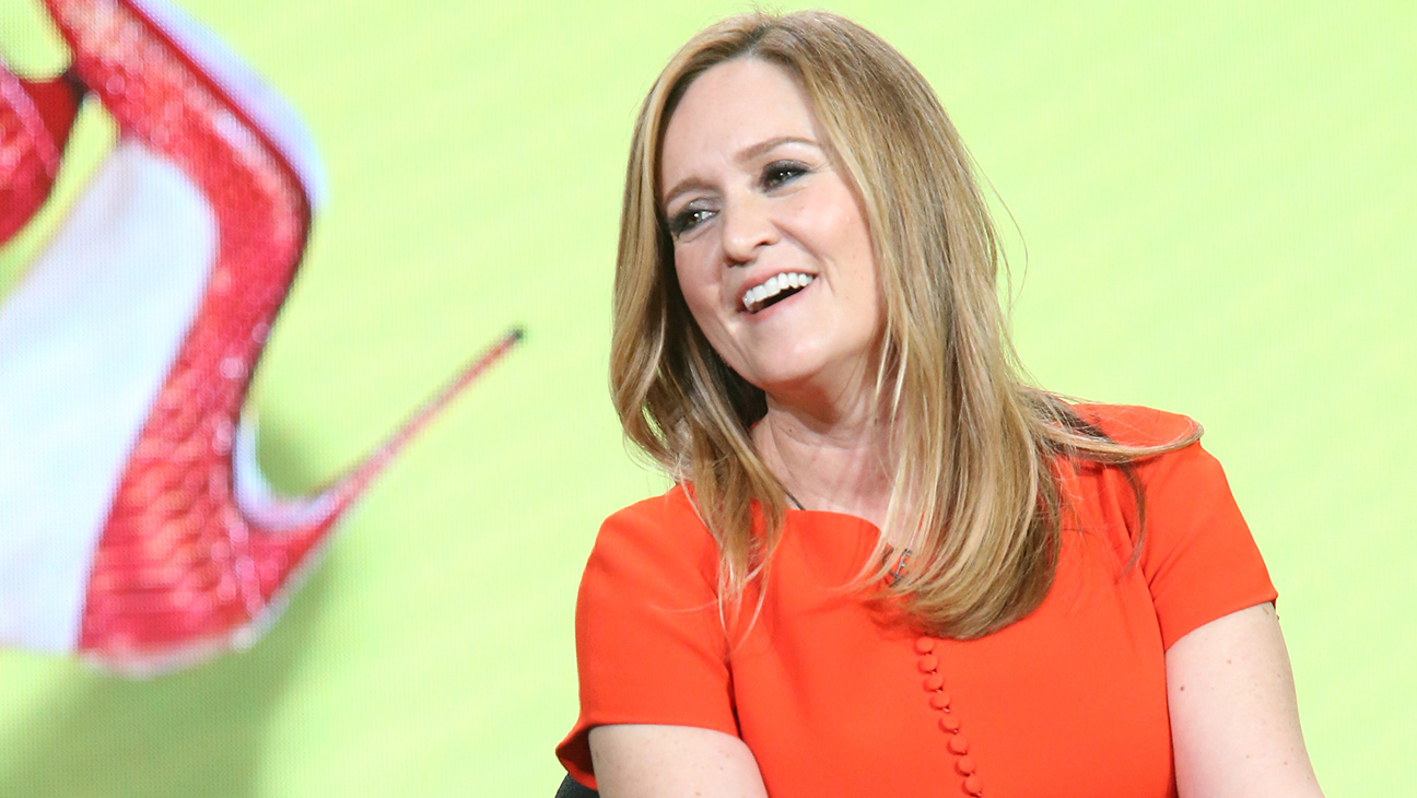 Samantha Bee TCA - H 2016