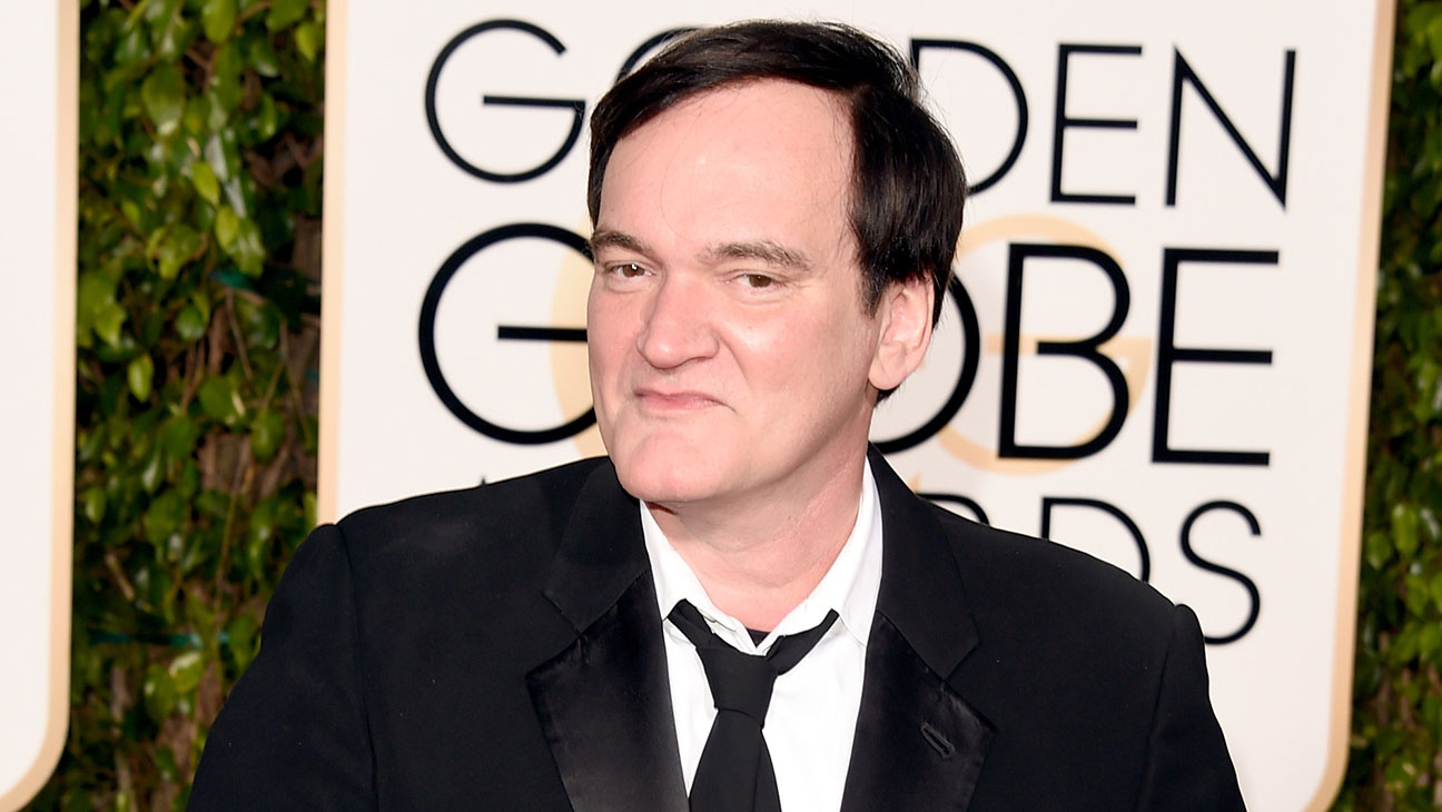 Quentin Tarantino attends the 73rd Annual Golden Globe Awards - H 2016