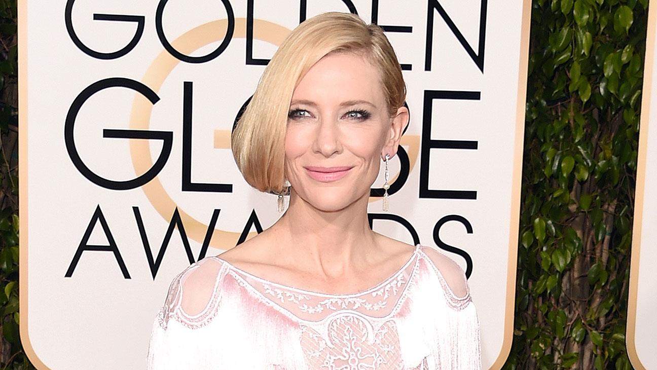 Cate Blanchett attends the 73rd Annual Golden Globe Awards  - H 2016