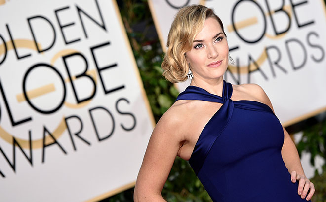 Kate Winslet attends the 73rd Annual Golden Globe Awards - H 2016
