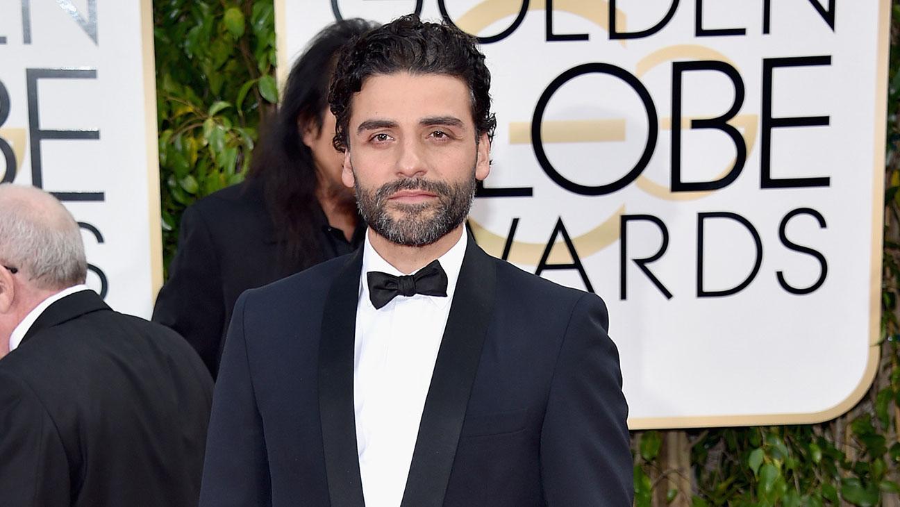 Oscar Isaac attends the 73rd Annual Golden Globe Awards - H 2016