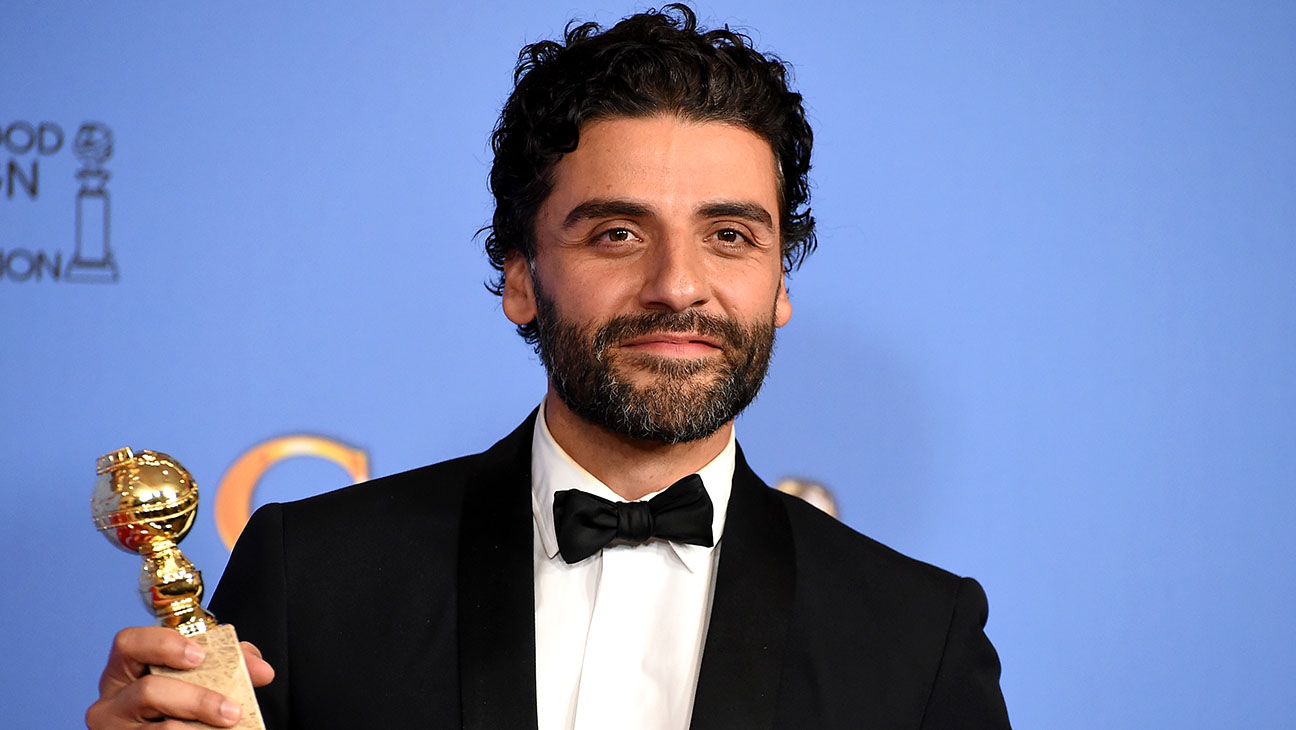 Oscar Isaac, winner for Best Performance by an Actor in a Limited Series or MP TV - H 2016