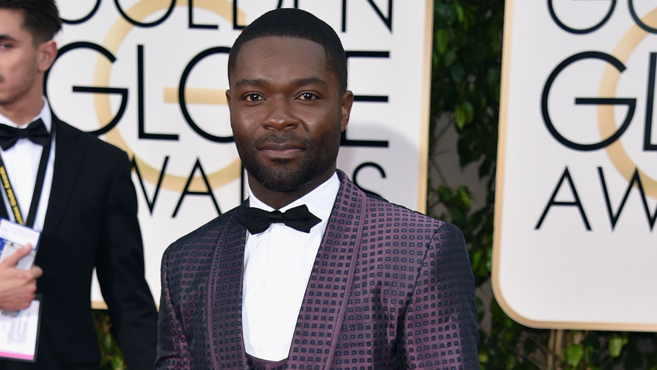 David Oyelowo attends the 73rd Annual Golden Globe Awards - H 2016