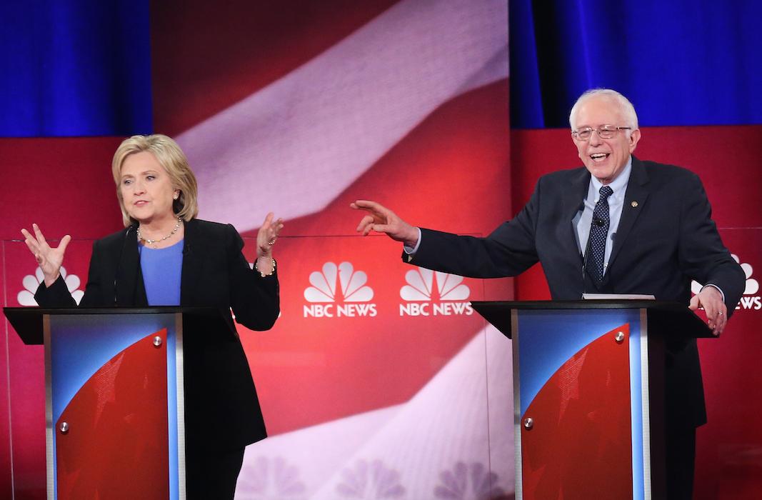 Democratic Debate Charleston H 2016