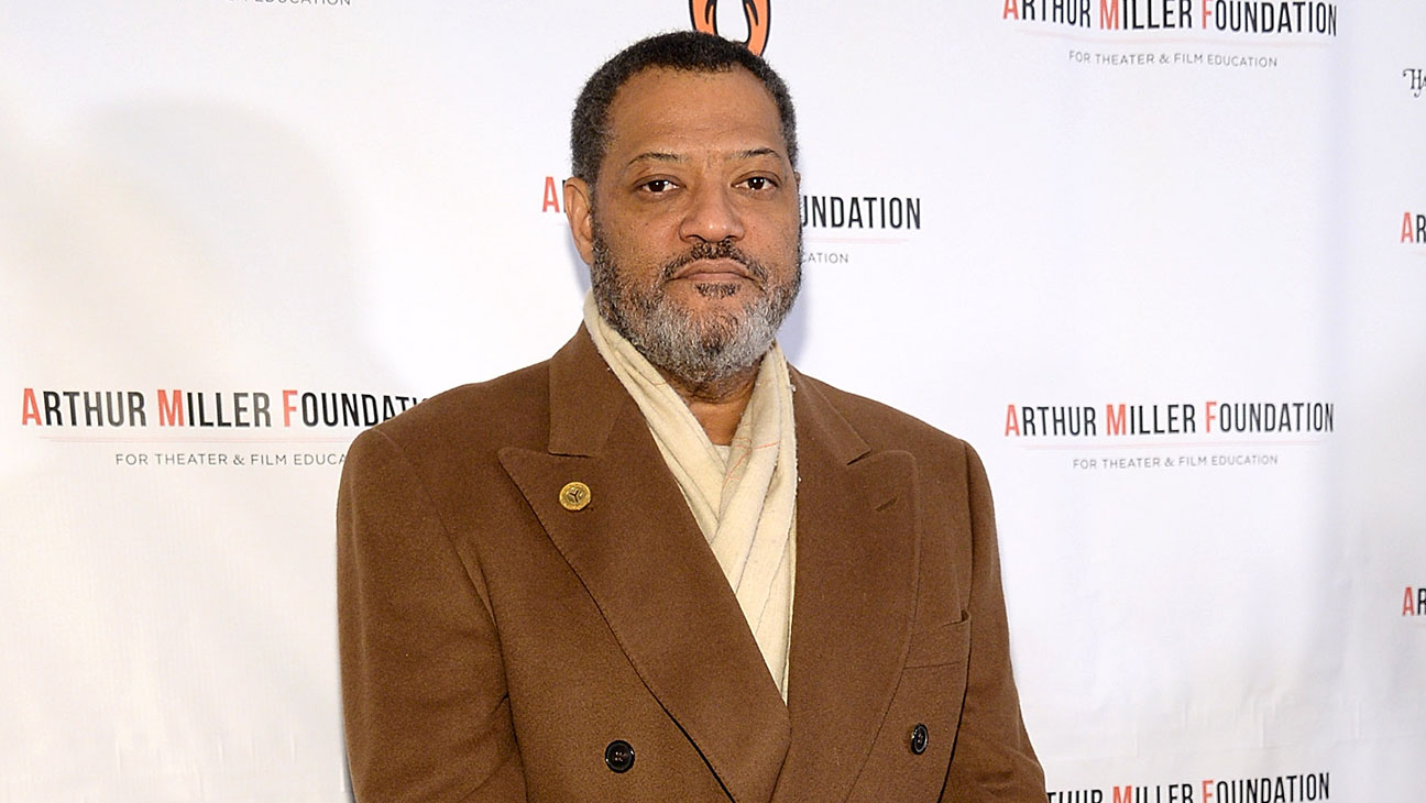 Laurence Fishburne attends the Arthur Miller - One Night 100 Years Benefit  - H 2016