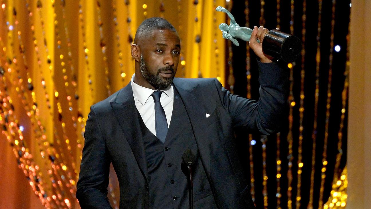 Idris Elba - H 2016