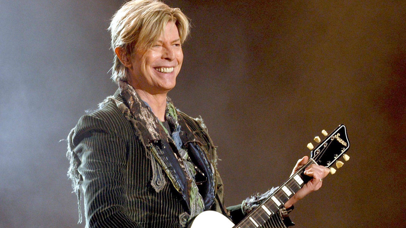 David Bowie The Isle Of Wight Festival, Britain 2004 - H 2016