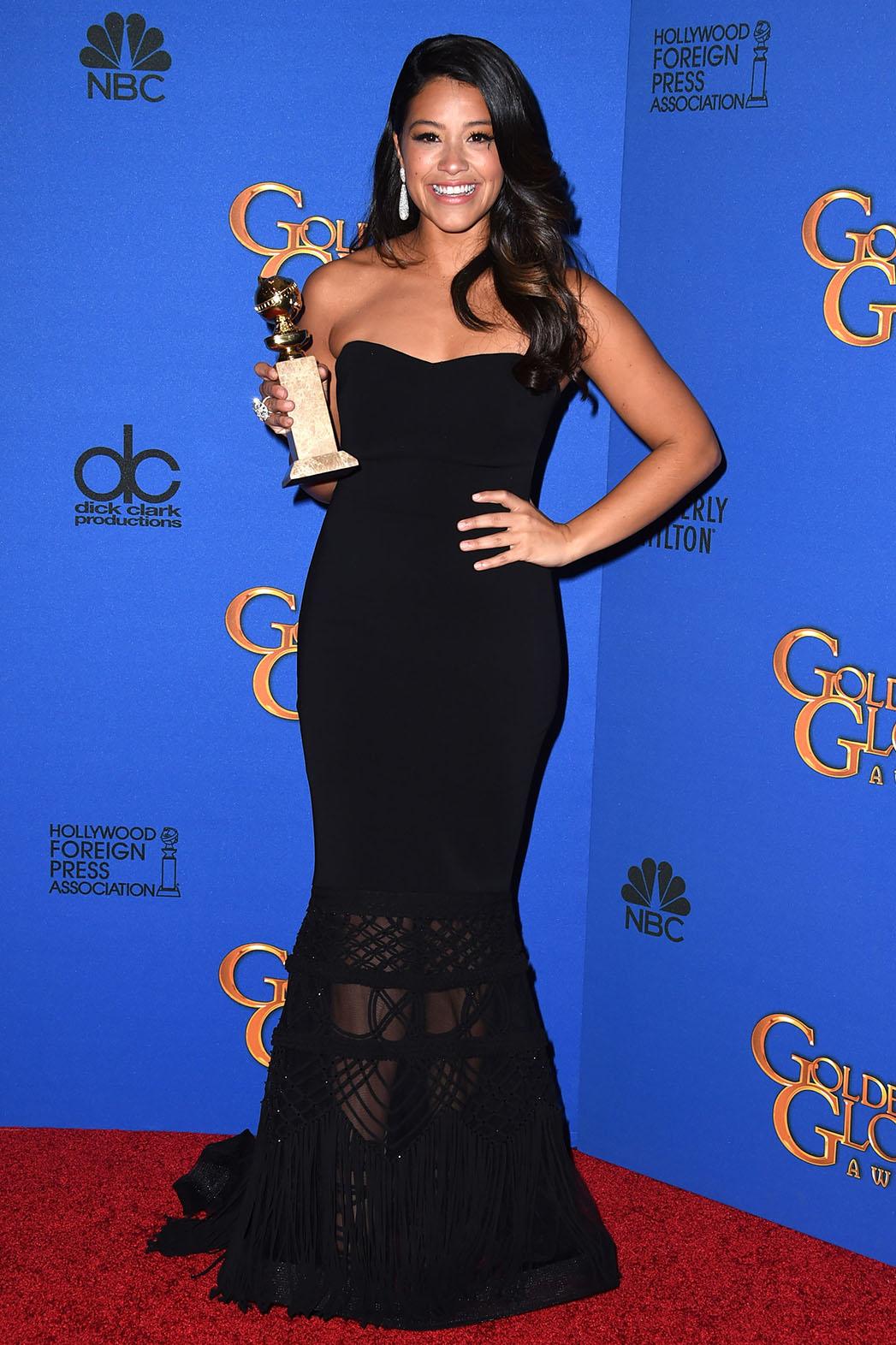 Gina Rodriguez - P 2016