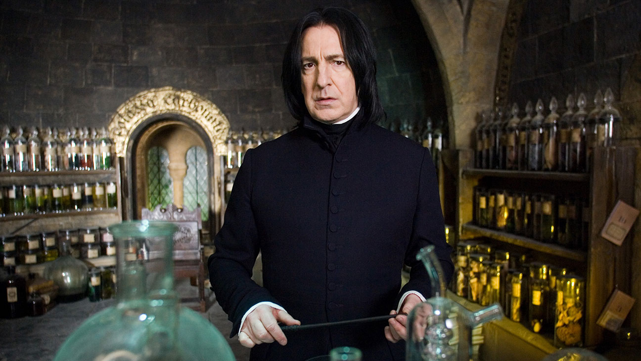 Harry Potter and the Order of the Phoenix Alan Rickman Still - H 2016