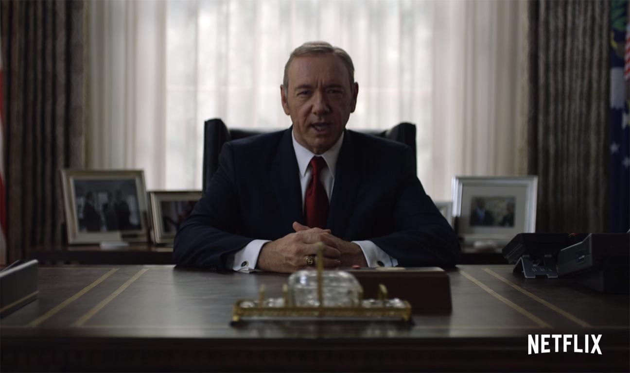 House of Cards Season 4 Trailer H 2015