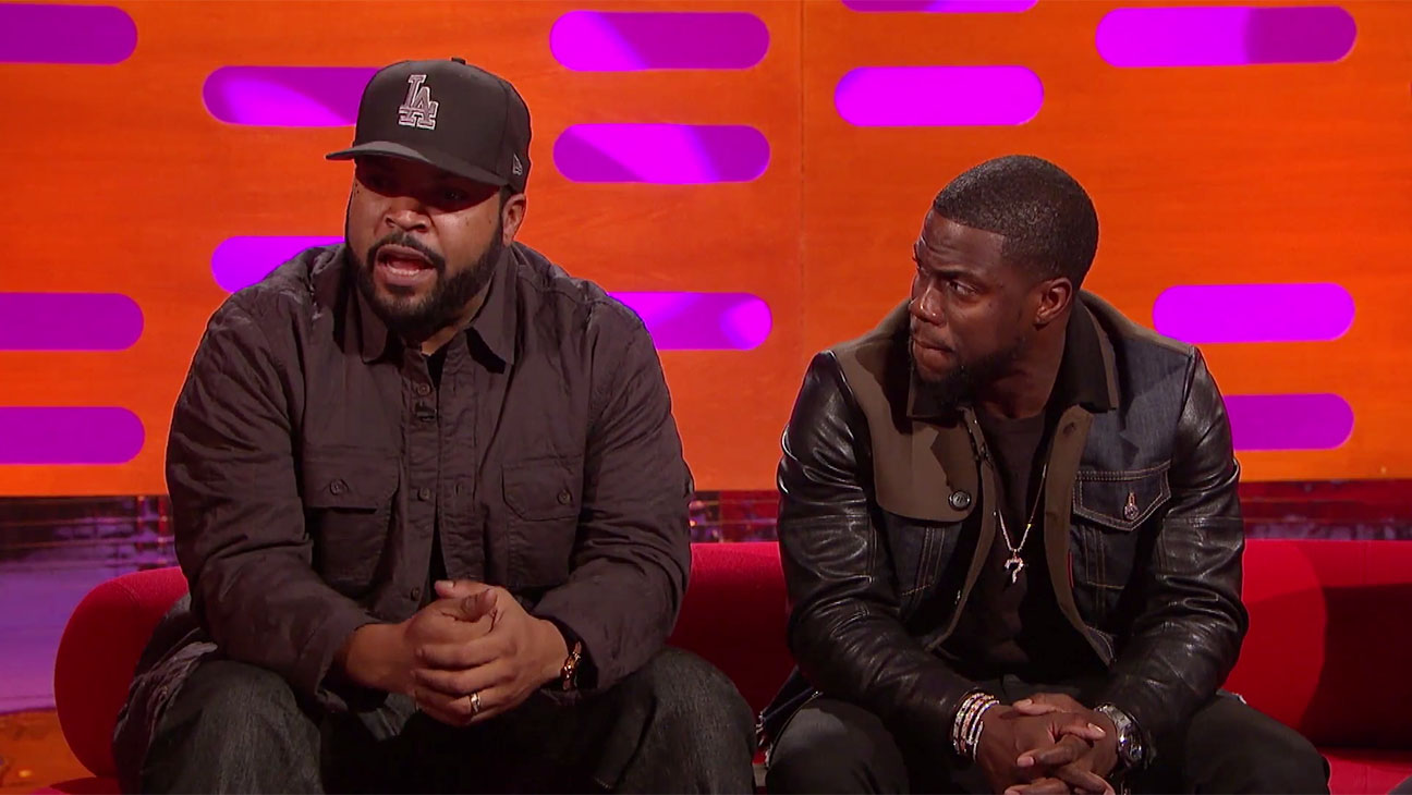 Ice Cube Graham Norton Show Still - H 2016
