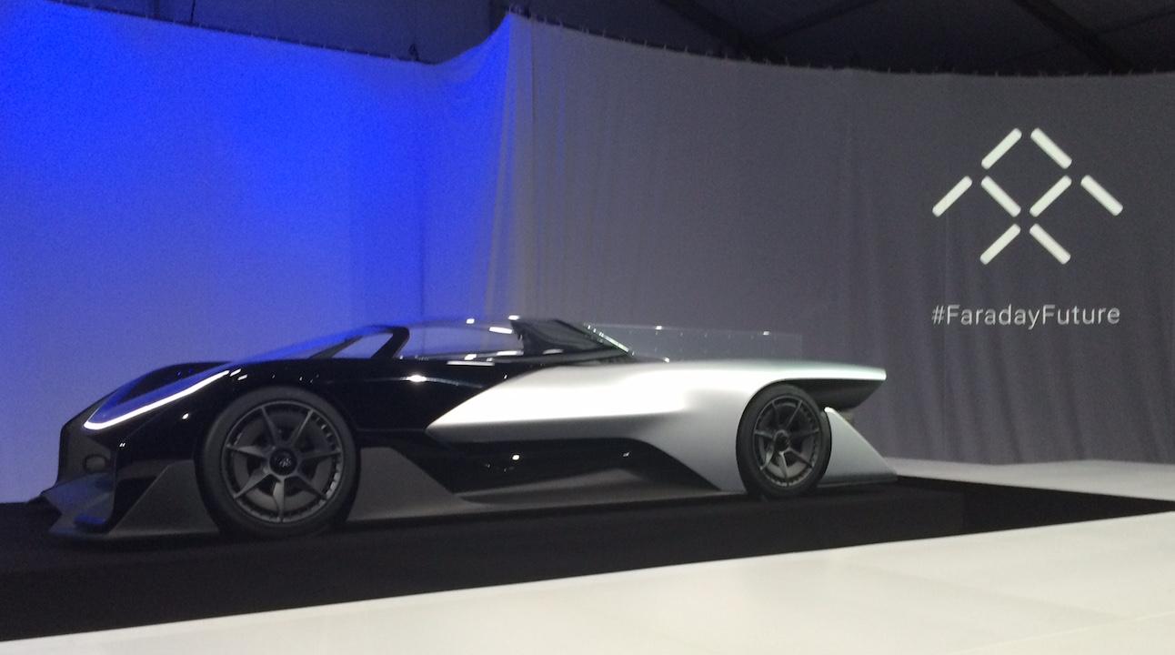 Faraday Future H 2015