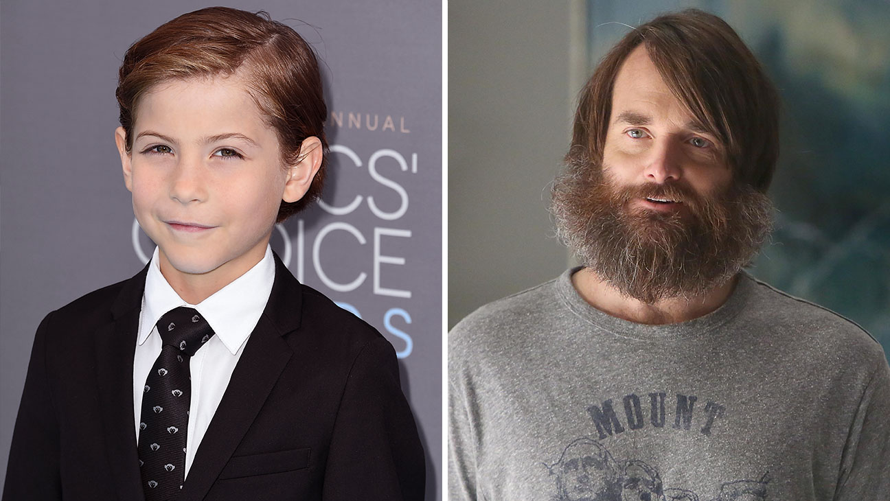 jacob tremblay Last man on earth Split - H 2016