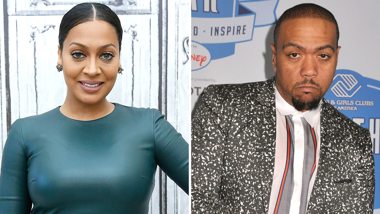 La La Anthony and Timbaland Split - H 2016