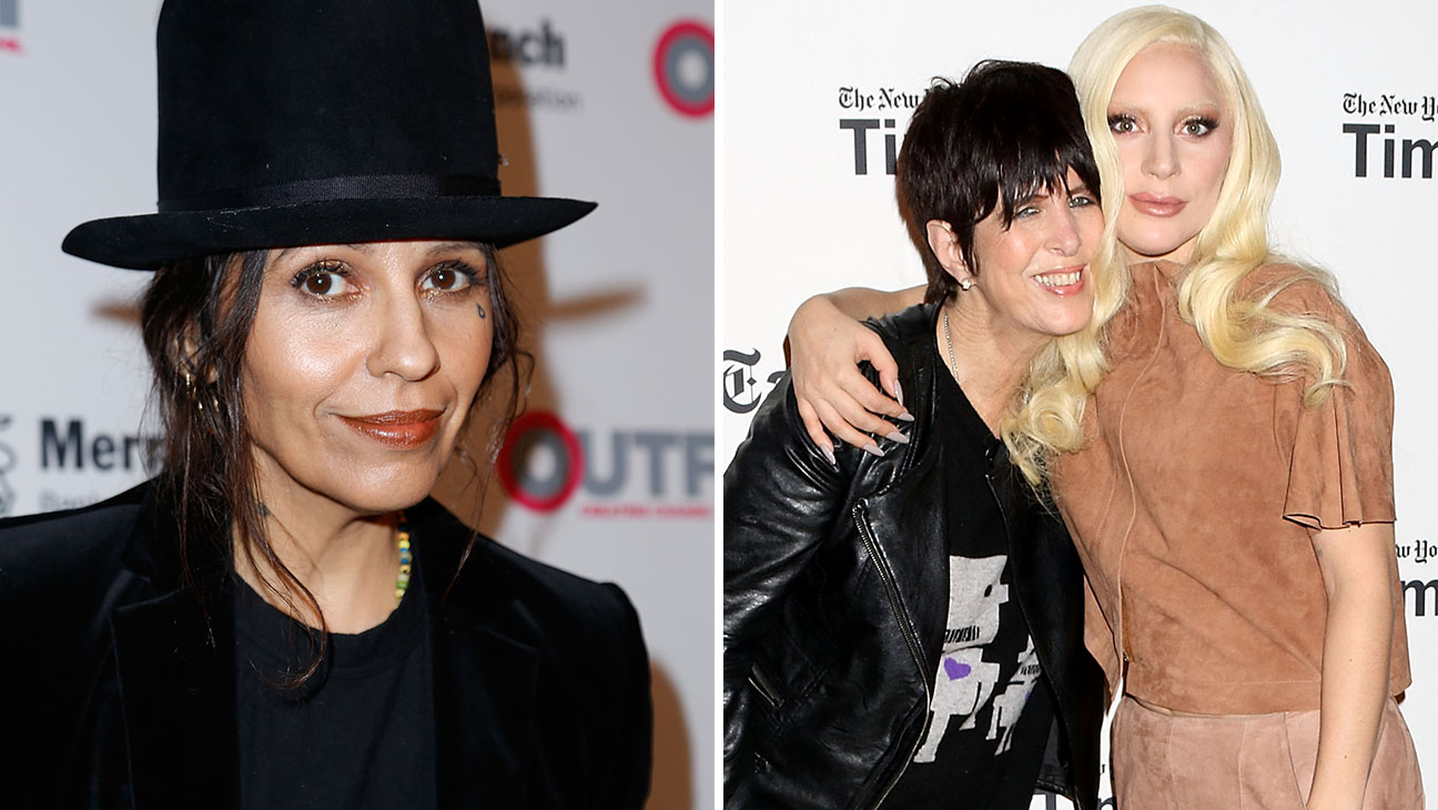 Linda Perry and  Lady Gaga - Diane Warren - H 2016