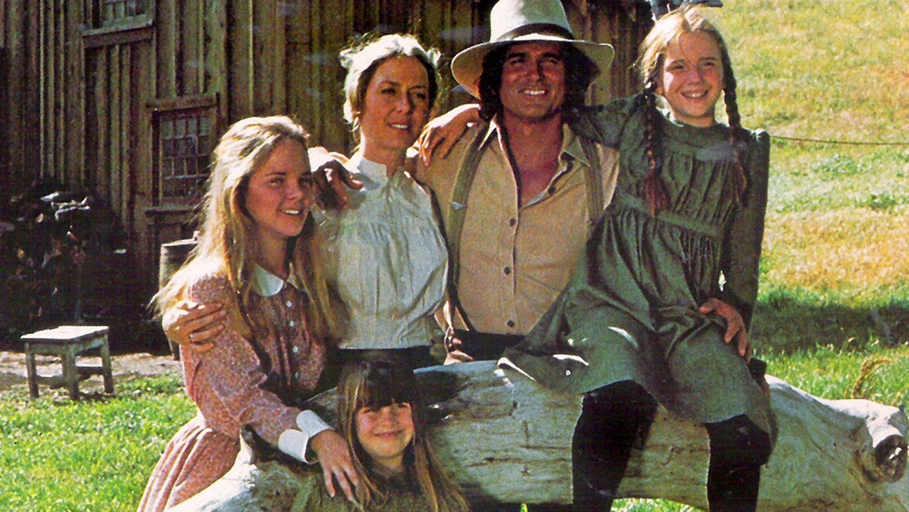 Little House on the Prairie NBC TV Series - H 2016