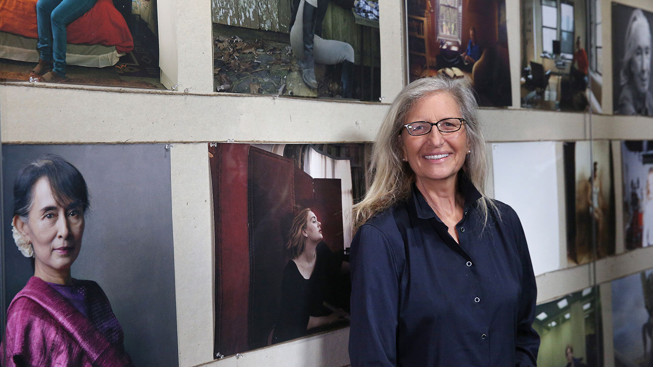 Annie Leibovitz Launch WOMEN New Portraits Exhibition - H 2016