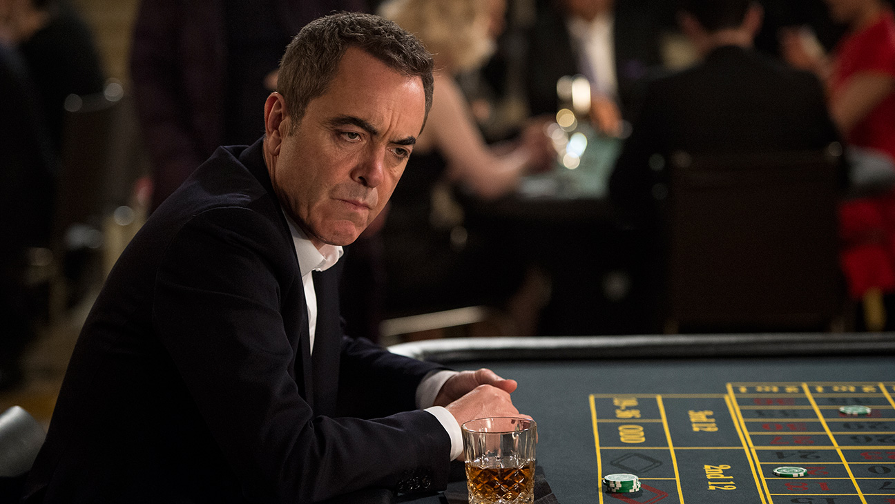 Lucky Man, James Nesbitt - H 2016