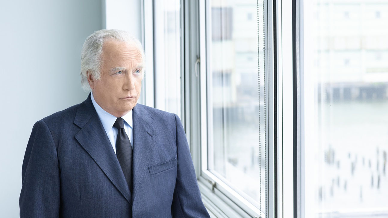 Richard Dreyfus as Bernie Madoff - H 2016