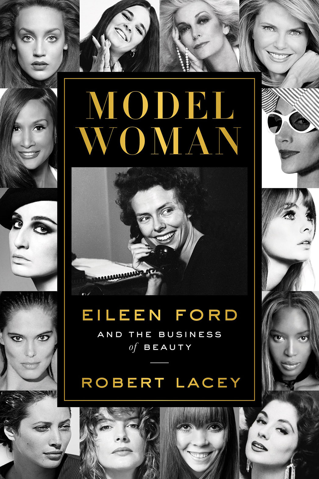 Model Woman Eileen Ford and the Business of Beauty Cover - P 2016