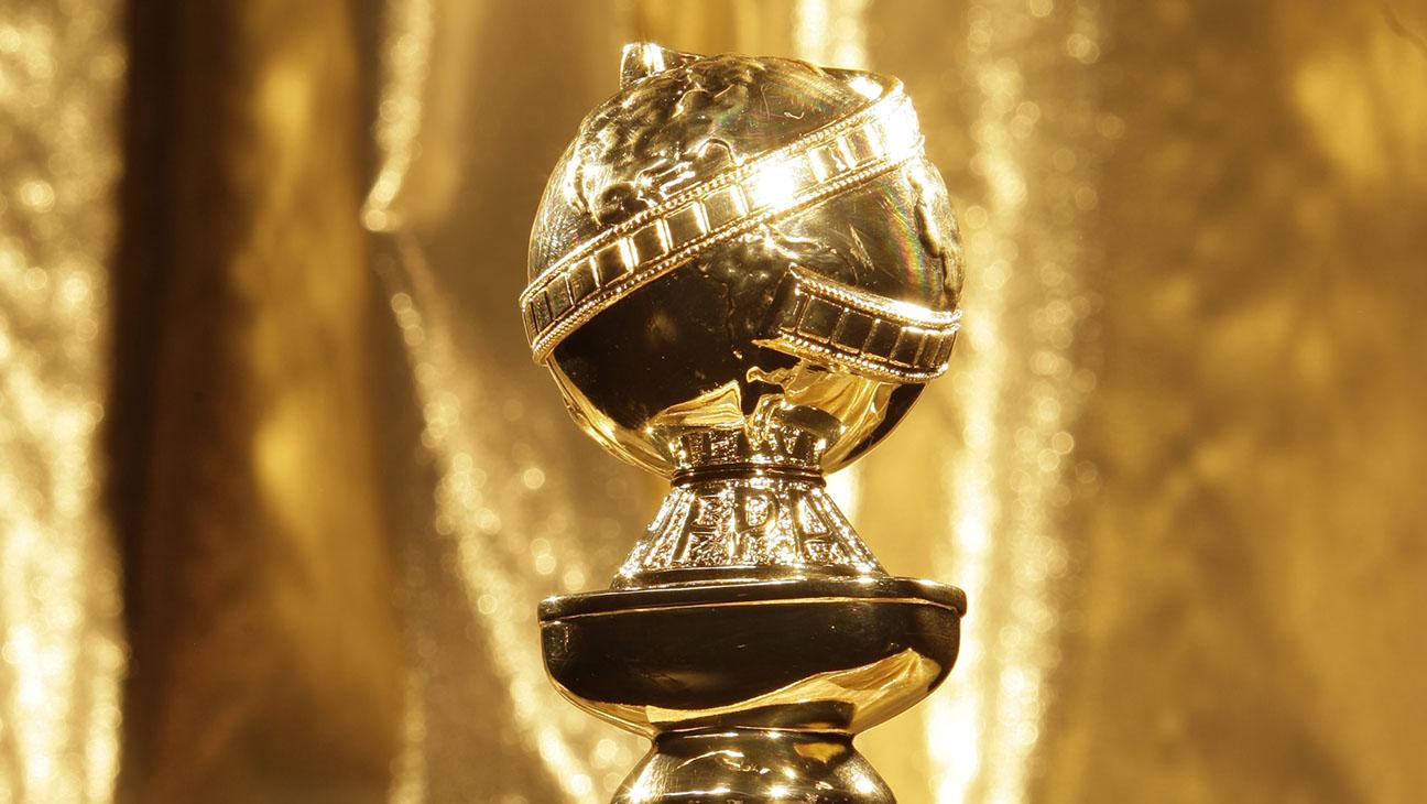 Golden Globes Statue - H 2016