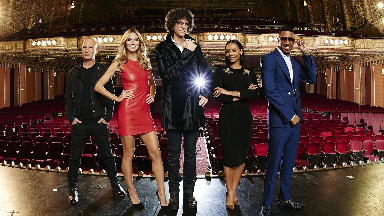 America's Got Talent Judges - H 2016