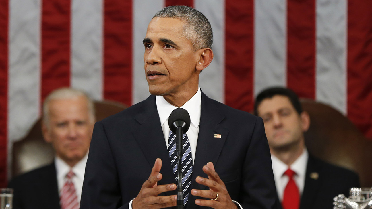 President Obama State of the Union - H 2016